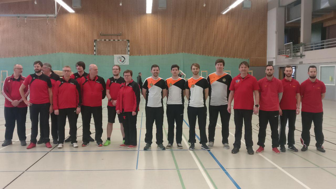 Aufstieg für die BSG Aachen und BSC Iserlohn